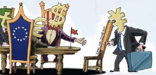 """多国纷纷去美元,或许会成就""""石油人民币"""""""